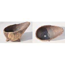 Vaso ovale per pianta erbacea [38Y14]